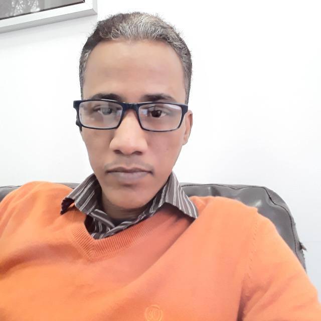 عبد الله محمد آلويمين  ـ كاتب صحفي