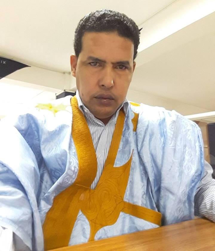 المحامي سيدي أحمد ولد بوبالي