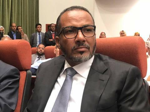 محمد زين العابدين ولد الشيخ