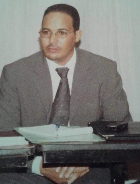 نائب مقاطعة واد الناقة جمال ولد اليدالي