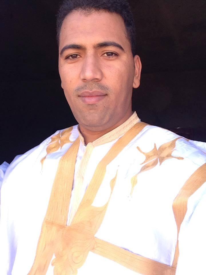 عنفار ولد سيدي - صحافي موريتاني مقيم في الولايات المتحدة