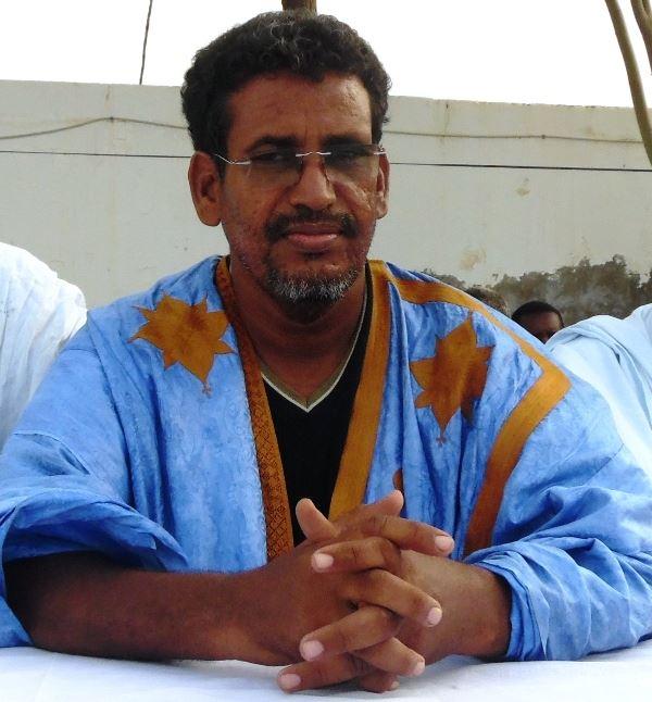بلعمش ولد أحمد زروق - نائب رئيس الاتحادية الوطنية للزراعة
