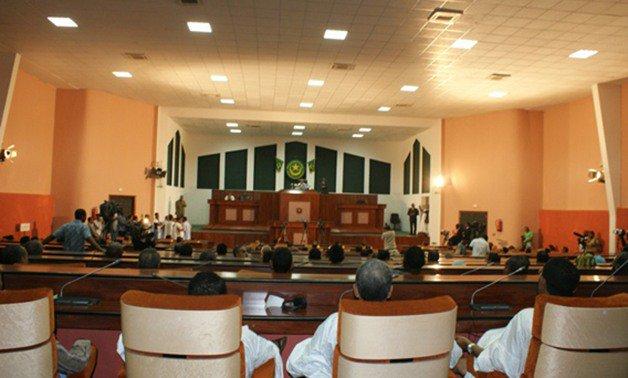 البرلمان الموريتاني خلال جلسة سابقة (الأخبار - أرشيف)