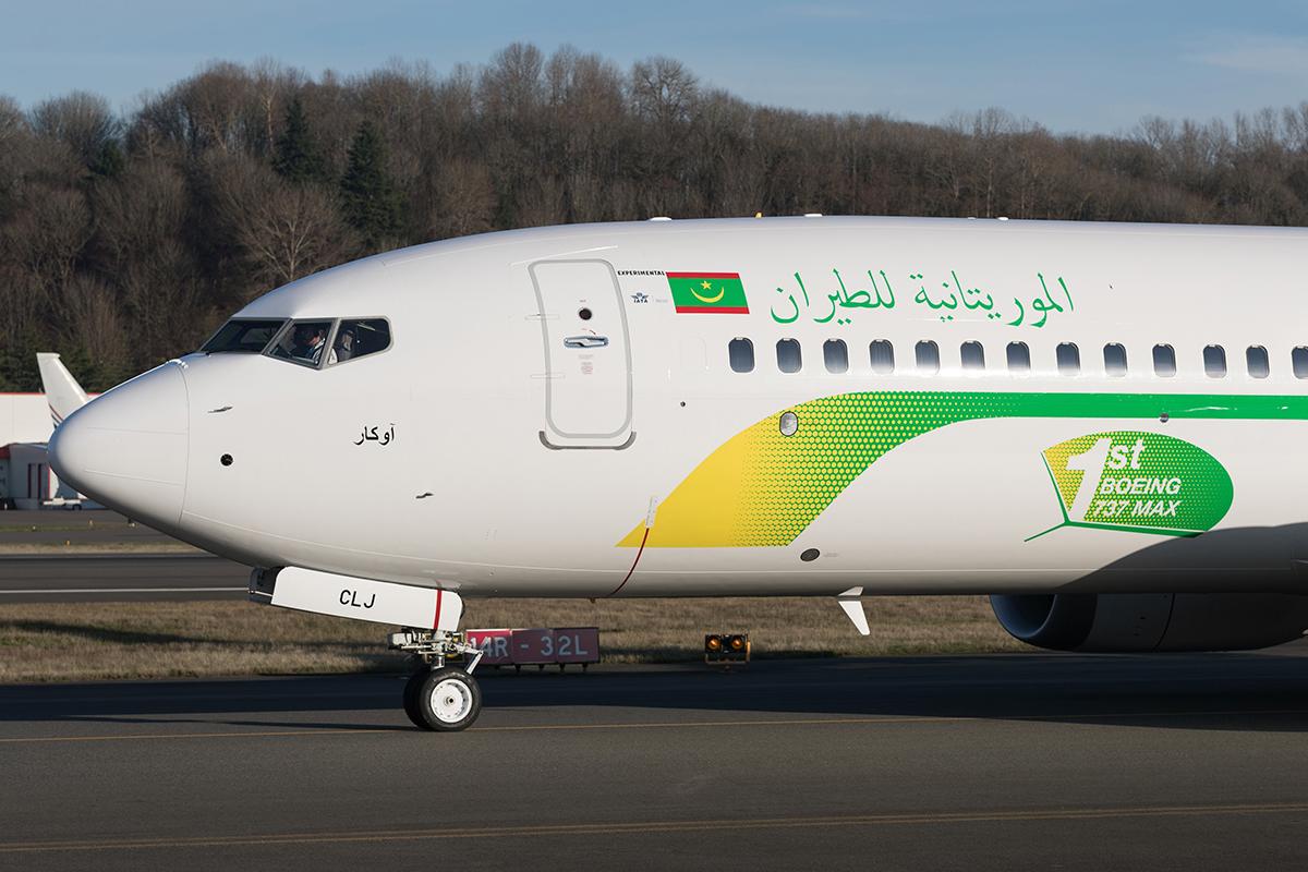 طائرة لنقل ركاب الموريتانية العالقين في