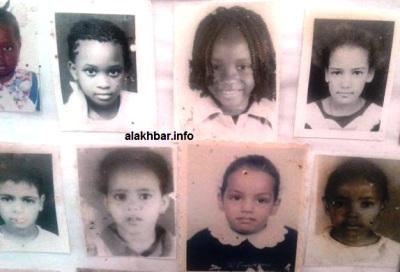 صور تعود لعقود لبعض تلاميذ مدرسة أبور أتين قديما المدرسة رقم 1 بمدينة نواذيبو / الأخبار
