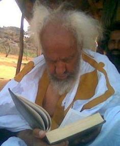 العلامة الموريتاني الشيخ الحاج ولد فحف توفي اليوم عن عمر ناهز 110 سنوات