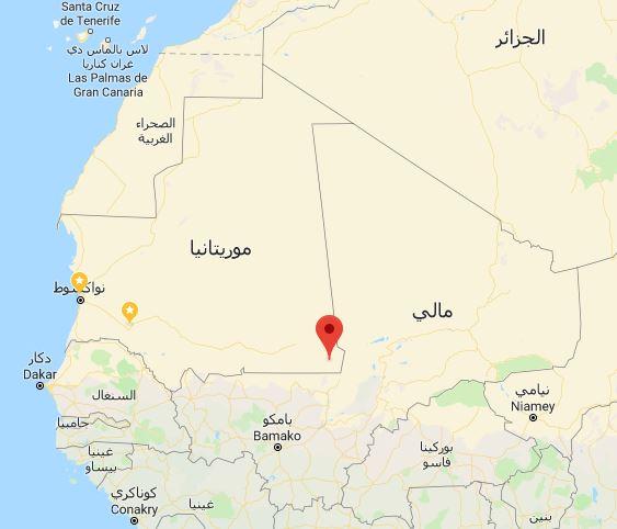 مقاطعة باسكنو أقصى الشرق الموريتاني