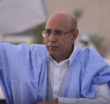 المرشح الرئاسي محمد ولد الغزواني
