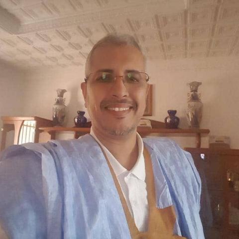 مستشار الوزير الأول للشؤون الإسلامية أحمد سالم ولد مايابى