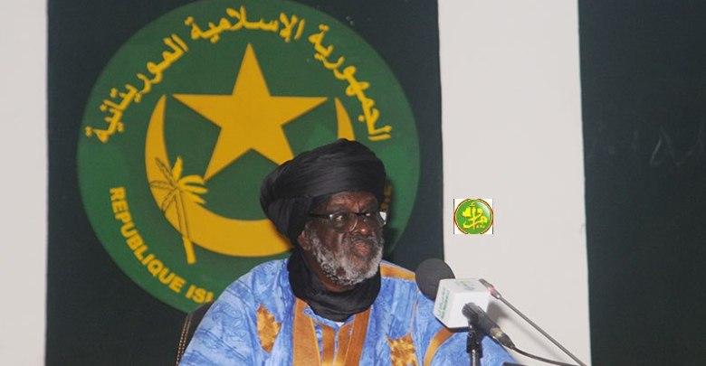 نائب رئيس البرلمان الموريتاني بيجل ولد هميد