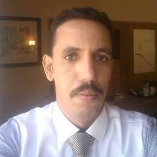 عزيز ولد الصوفي - مسؤول العلاقات الخارجية في مكتب نقابة الصحفيين المستقيل