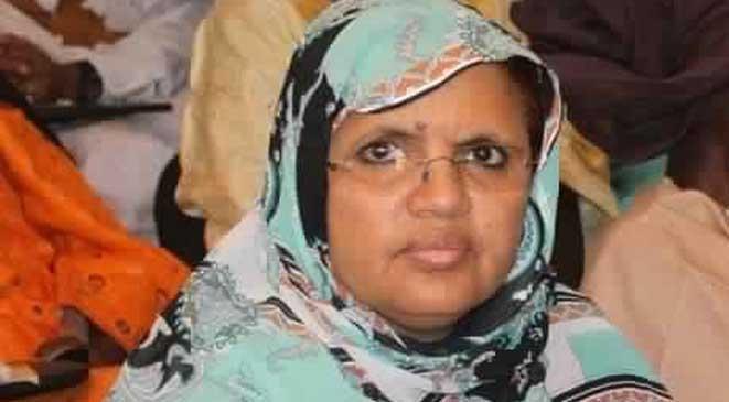 عمدة بلدية تفرغ زينة المنتهية ولايتها فازت بالمجلس الجهوي لنواكشوط