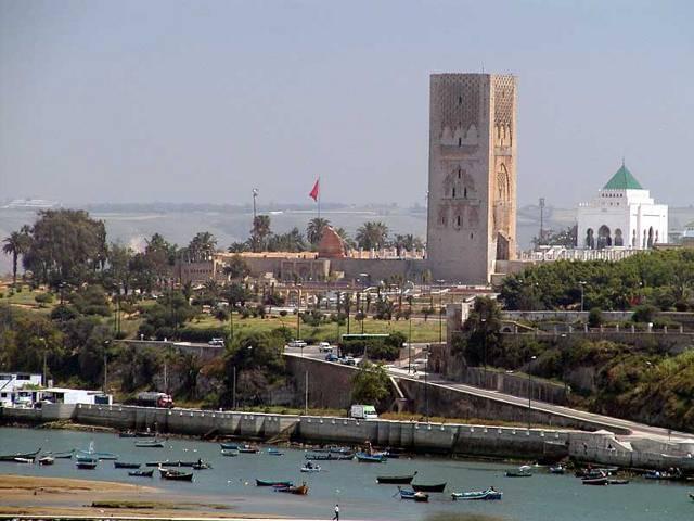 العاصمة المغربية الرباط