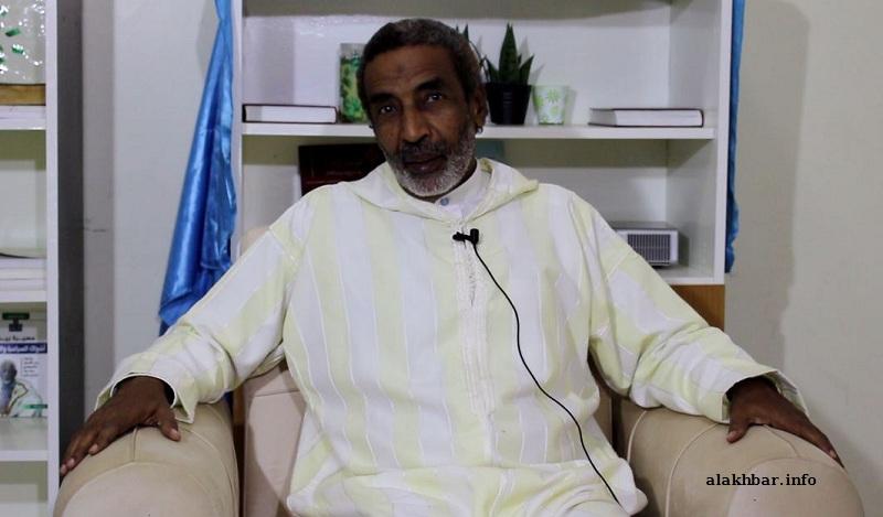 الفقيه الموريتاني محمد الأمين الشاه قرر مقاضاة شركة غوغل وجامعة ميشغين للدفاع عن حقوقه الملكية الفكرية (الأخبار)