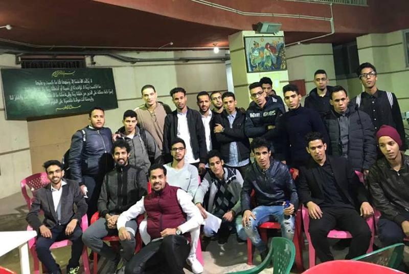 طلاب موريتانيا في مدينة الإسكندرية المصرية
