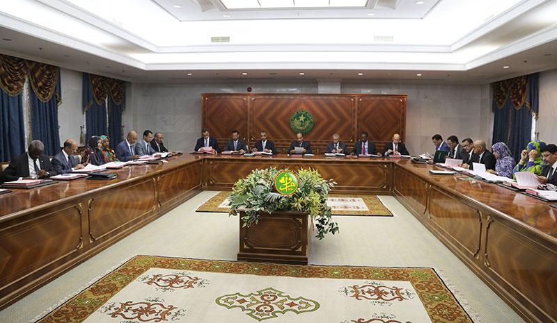 الحكومة خلال اجتماعها اليوم الخميس (وما)