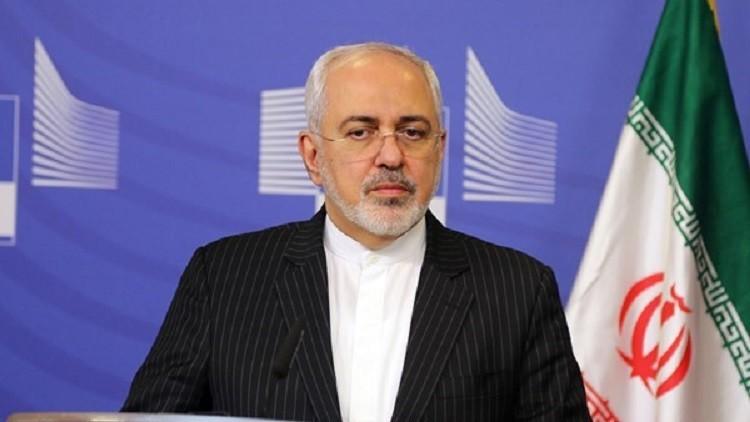 وزير الخارجية الإيراني جواد ظريف