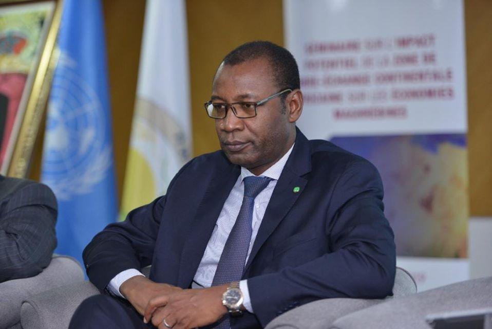 وزير التجارة والسياحة سيد أحمد ولد محمد