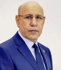 الرئيس الموريتاني الجديد محمد ولد الغزواني