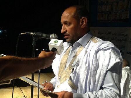 رجل الأعمال الموريتاني الداه ولد سيدي أحمد