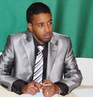 وكيل الجمهورية بولاية الحوض الغربي القاضي أحمد بمب ولد محمدو