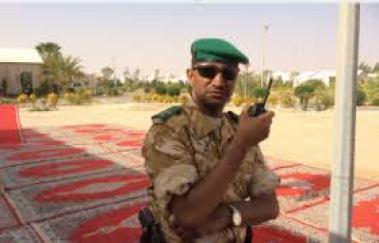 القائد المساعد السابق لتجمع الأمن الرئاسي المقدم شيخنا ولد القطب