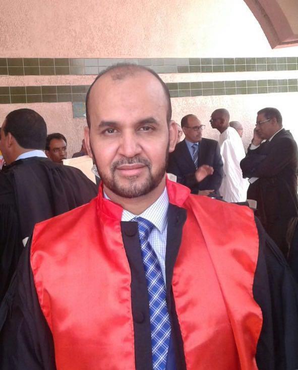 القاضي عمر السالك بن الشيخ سيدي محمد بن عمر السالك