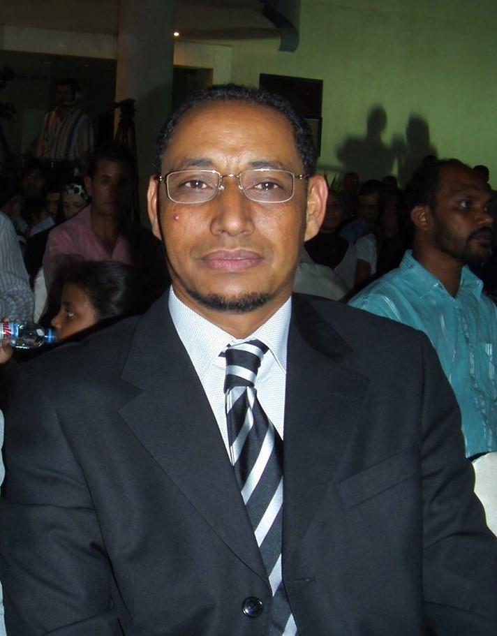 دداه عبد الله - إعلامي