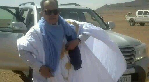 محمد الغالي ولد أخطور