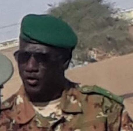 القائد السابق لتجمع الأمن الرئاسي العقيد محفوظ ولد محمد الحاج