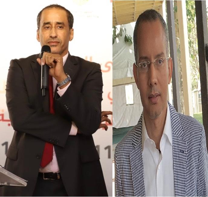الخبيران الموريتانيان الدوليان عبد الرحمن اليسع ومحمد المنير