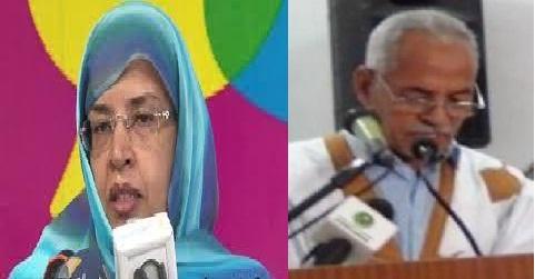 ولد اهميمد وبنت منكوس أبرز المتنافسين على رئاسة رابطة العمد الموريتانيين