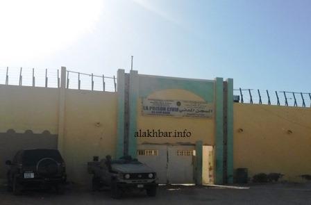 سجن دار النعيم بولاية نواكشوط الشمالية