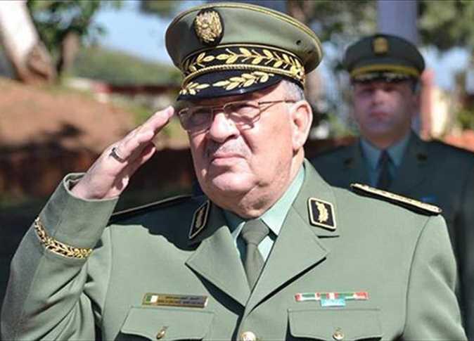 نائب وزير الدفاع الجزائري، الفريق أحمد قايد صالح