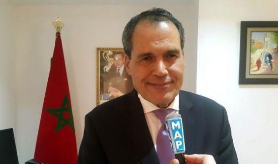 حميد شبار: السفير المغربي لدى موريتانيا