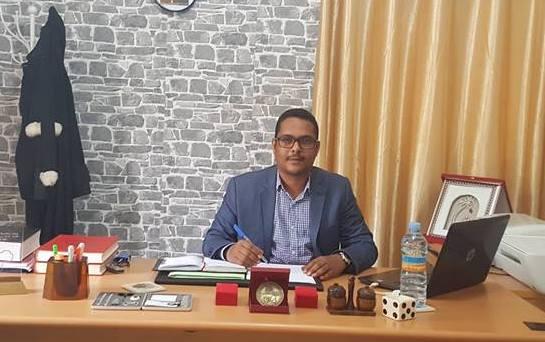 المحامي والخبير القانوني محمد المامي مولاي اعل