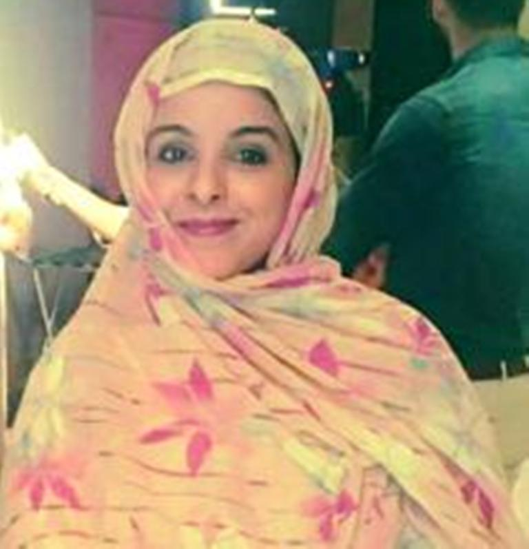نبيلة الشيخ محمد الحسين - كاتبة صحفية