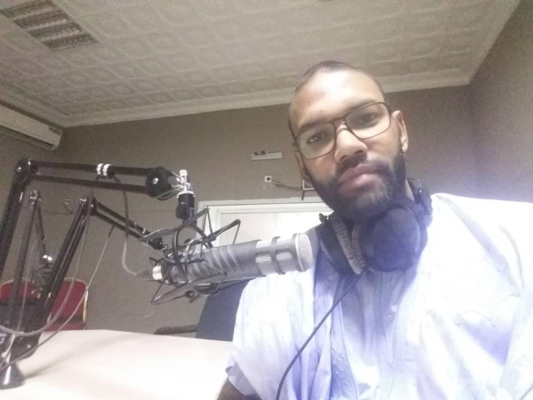 عدنان عبد الله - معلق صوتي ومنتج بودكاست