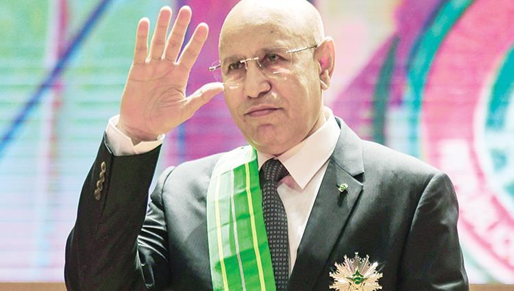 محمد ولد الغزواني: الرئيس الموريتاني