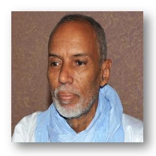 رئيس اتحاد الأدباء الموريتانيين الدكتور محمد ولد أحظانا