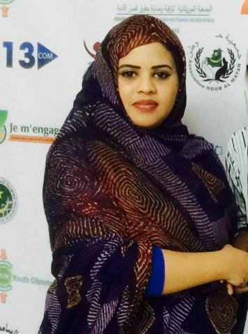 المديرة الجديدة لديوان الوزير الأول فاطمة محمد دحي