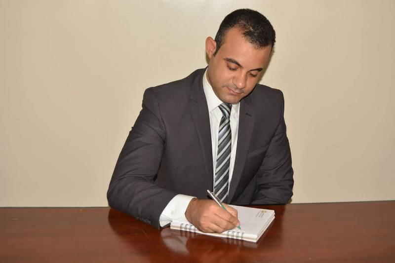يوحنا أنور داود - صحفي مصري مهتم بالشأن الافريقي
