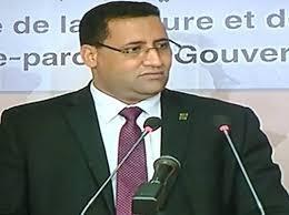 """المدير العام للشركة الوطنية للصناعة والمناجم """"اسنيم"""" المختار ولد اجاي"""