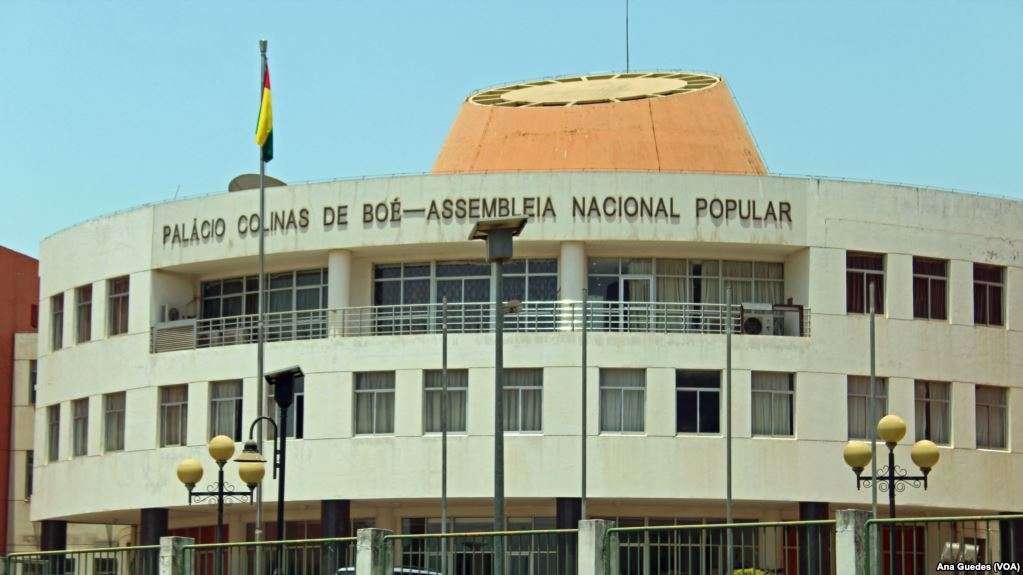مبنى الجمعية الوطنية بغينيا بيساو.