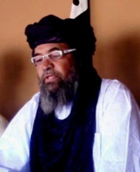 """أمير جماعة """"نصرة الإسلام والمسلمين"""" إياد أغ غالي"""