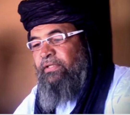 أمير جماعة نصرة الإسلام والمسلمين إياد أغ غالي
