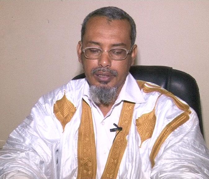 العالم والداعية الموريتاني الشيخ أحمد جدو ولد أحمد باهي