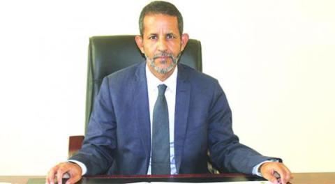 الوزير الأول الموريتاني إسماعيل ولد بده ولد الشيخ سيديا