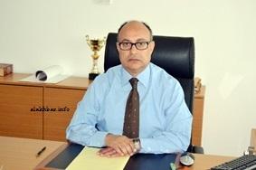 المدير العام للمصرف الإسلامي الموريتاني محمد بن عثمان ـ الأخبار