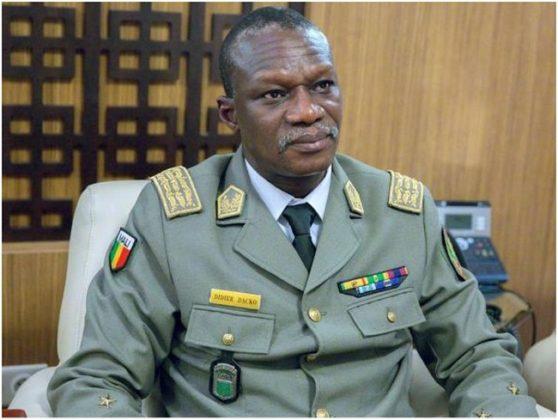 الجنرال المالي ديديي داكو المعين سفيرا لمالي بالصين.
